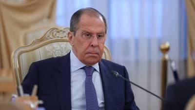 Лавров заявил, что США де-факто признали провал операции в Афганистане, когда вывели войска