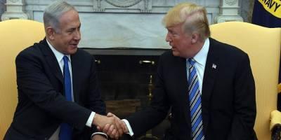Американский публицист: Трамп обвинил Нетаниягу в том, что тот предал его