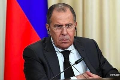 Лавров сделал заявление о встрече Байдена и Путина