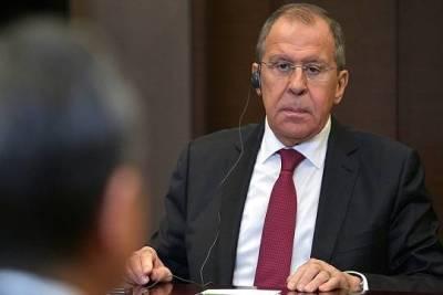 Лавров назвал препятствия для заключения мирного договора между РФ и Японией