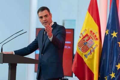 Выступление премьер-министра Испании на базе НАТО в Литве прервал сигнал воздушной тревоги