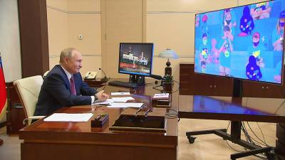 Путин: России для развития нужны новаторские предложения