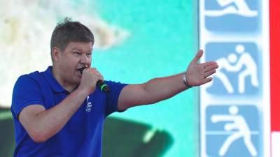 «Удачи!»: Губерниев предложил Черчесову новую работу