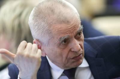 Геннадий Онищенко оценил выпад Франции против российских вакцин