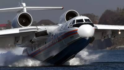 Россия направила в Турцию самолёт-амфибию для помощи в тушении пожаров