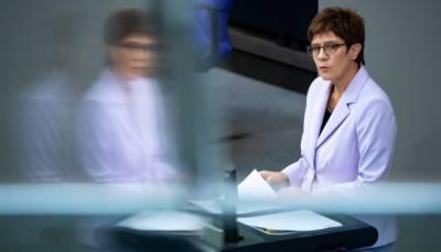 Россия может быстро перейти от маневров к активным действиям, — глава Бундесвера
