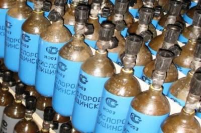 Медицинские учреждения получили от Минобороны РФ более 30 тонн кислорода