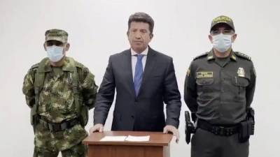 В Колумбии рассказали о предполагаемых убийцах президента Гаити
