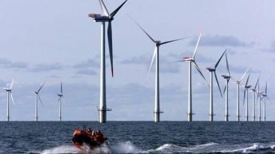 Морской ветропарк – проект энергетической независимости, говорит вице-министр