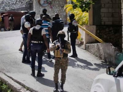 Предполагаемых убийц президента Гаити задержали в представительстве Тайваня