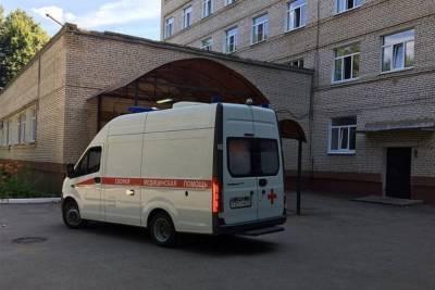 Военные медики продолжают помогать пациентам инфекционного госпиталя Щекинской районной больницы