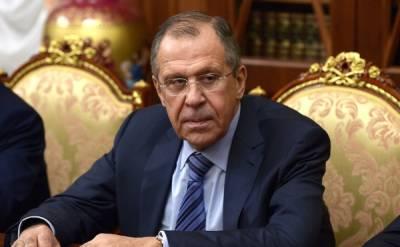 Лавров: Россия не будет вмешиваться, пока обострение в Афганистане не выходит за границы