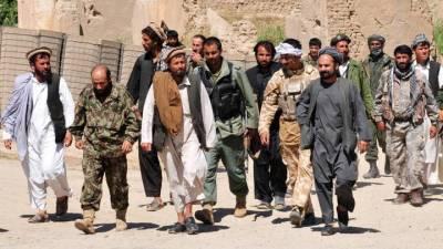 Лавров заявил, что Россия не вмешается, пока обострение в Афганистане не выйдет за его границы