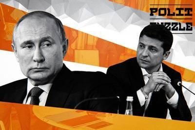 На Украине рассказали, что погубит Зеленского на возможной встрече с Путиным
