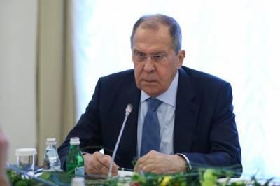 Лавров заявил, что Россия пока не будет принимать меры по ситуации в Афганистане