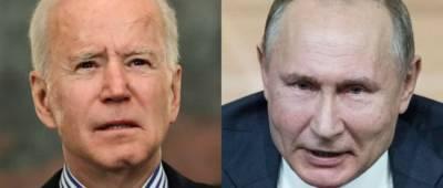 Байден и Путин снова созвонились