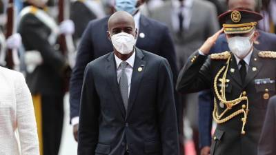 СМИ: Убийцы президента Гаити рыскрыли имя организатора нападения