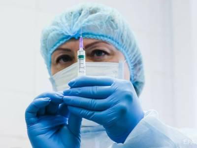 В Украине сделали почти 5,6 млн прививок от COVID-19 – Минздрав