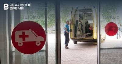 В России за последние сутки выявили 22 804 новых случая коронавируса