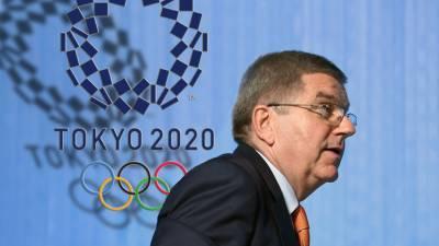 Глава МОК заявил, что спортсмены из России имеют полное право выступать на Играх в Токио