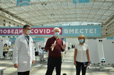 Москва справилась с распространением штамма «Дельта» – Собянин