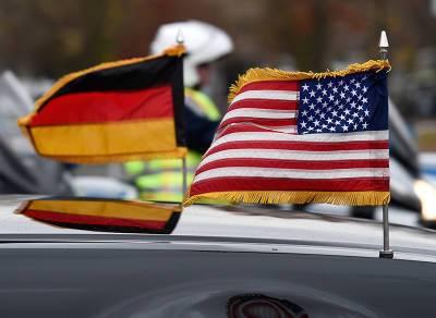 США и Германия разошлись в вопросе новых санкций против России