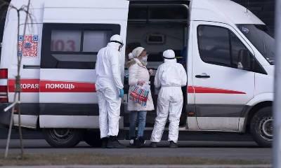 В каких районах Смоленской области выросло число зараженных коронавирусом