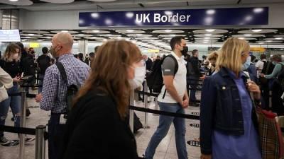 МИД Британии выразил сожаление о закрытии въезда в РФ для ряда граждан
