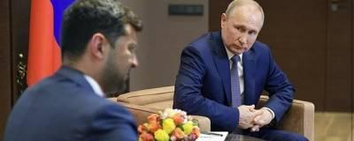 Генерал ВСУ Москаль: Зеленский боится встречи с Путиным