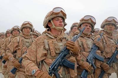Бойцы военной базы РФ в Таджикистане получили новейшее вооружение