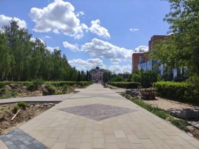 Сквер на проспекте 70 лет Октября в Сормове благоустроит другой подрядчик