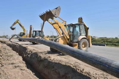 На юге Азербайджана планируется строительство еще одного магистрального водопровода (ФОТО)