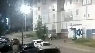 Видео из Сети. Стрельбу в Нижнекамске устроили вахтовики из Пермского края