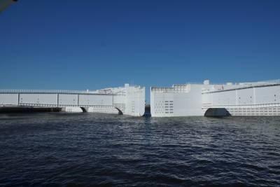 Петербургская дамба стоимостью 109 млрд рублей полностью окупила себя за 10 лет
