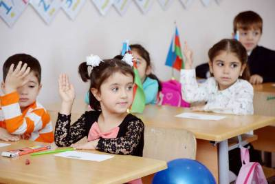 В Азербайджане начался прием детей в группы дошкольной подготовки