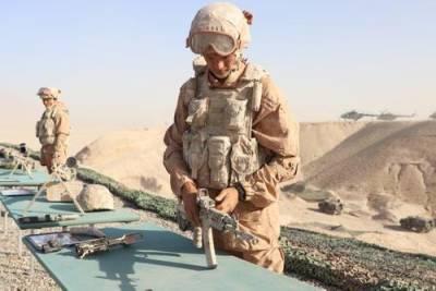Российская военная база в Таджикистане получила новое стрелковое вооружение