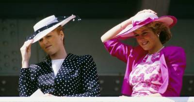 """""""Она была бы горда"""": Сара Фергюсон рассказала, чтобы принцесса Диана подумала о """"Мегзите"""""""