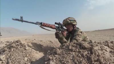 Вести в 20:00. В районе таджикско-афганской границы прошли военные учения