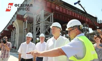 Правительство России выделило деньги на продолжение строительства Яблоновского моста