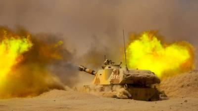 Россия, Таджикистан и Узбекистан провели масштабные военные учения