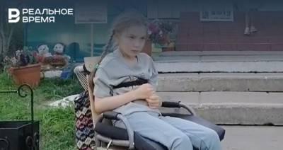 В Челнах прокуратура начала проверку после видео об отсутствии пандусов в детской поликлинике