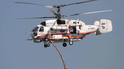 Сербия решила купить в России пожарные вертолеты