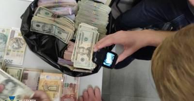 СБУ заблокировала в Киеве сеть криптообменников (ФОТО)