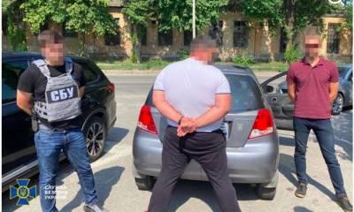 На Кировоградщине СБУ задержала депутатов-вымогателей