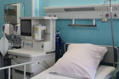 В Башкирии свободны только 12% коек для пациентов с COVID-19