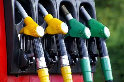 Биржевые цены на бензин снова обновили рекорд