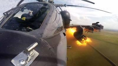 МИД Афганистана сообщил о желании купить у России боевые вертолеты