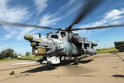 Власти Афганистана захотели купить боевые вертолеты России