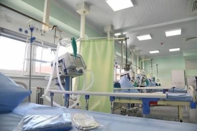 В Волгоградской области от коронавируса скончались 16 жителей