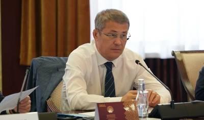 Глава Башкирии заявил о поддержке тепличного комбината «Янаульский»